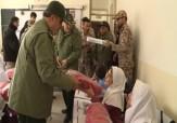 باشگاه خبرنگاران -توزیع بسته های حمایتی در روستاهای کم برخوردار مهاباد
