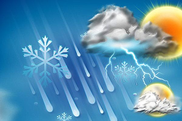 اختلاف ۳۰ درجهای دمای هوا در زاهدان/طوفان و یخبندان ادامه دارد