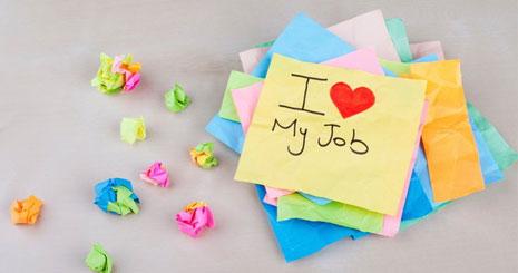 با این راهکارها عشق خود به شغل تان را افزایش دهید