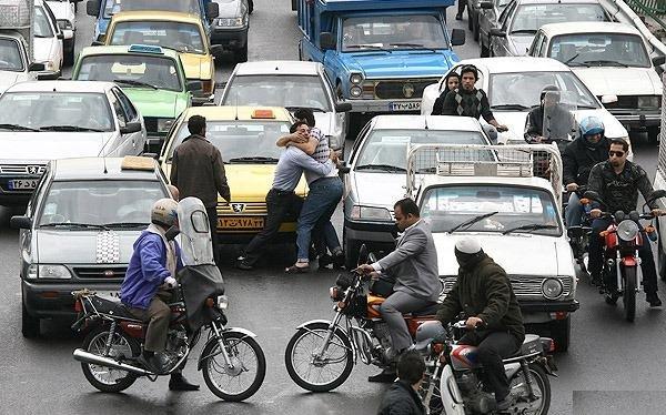 خشم و هیاهو در تهران/ تاثیرات باورنکردنی شهر بر احساسات شهروندان
