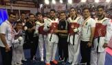 باشگاه خبرنگاران -تبریک کمیته ملی المپیک در پی قهرمانی تکواندو دانشگاه آزاد در جام جهانی
