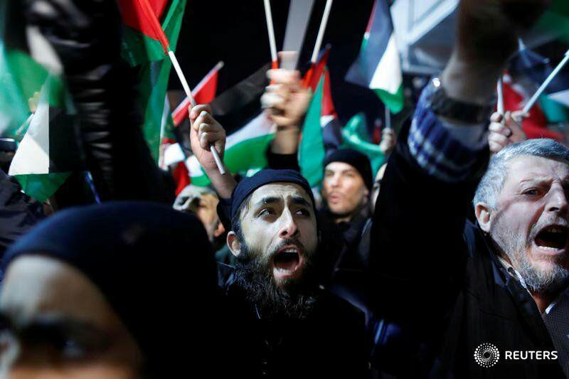 واکنشهای جهانی به اقدام ترامپ در اعلام قدس به عنوان پایتخت اسرائیل