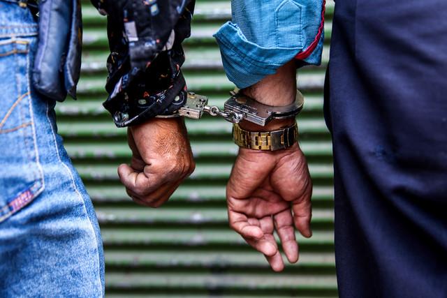 باند سارقان کابل های سیم برق در ایلام دستگیر شدند