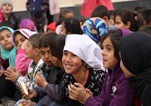 دالاهو، ارمغان شادی برای کودکان مناطق زلزله زده غرب کشور