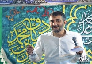دانلود مولودی خوانی محمد حسین پویانفر به مناسبت اعیاد ربیع الاول