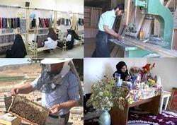 ایجاد 729 فرصت شغلی جدید برای مددجویان روستایی