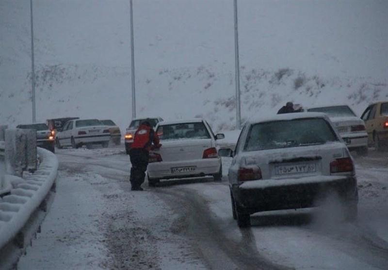 هشدار هواشناسی درباره کولاک در جادهها /هشدار نسبت به بروز کولاک برف در جادههای کوهستانی کشور