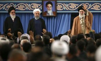 تصویری دیده نشد از دیدار روز گذشته رهبر انقلاب با سفرای کشورهای اسلامی