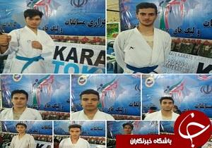 برگزاری مسابقات کاراته قهرمانی استان قزوین