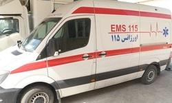 استقرار ۱۱ آمبولانس در مناطق زلزلهزده شهرستان دیر