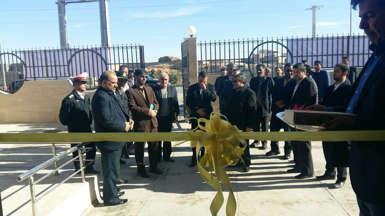 افتتاح دومین مرکز تشریح پزشکی قانونی سیستان و بلوچستان در زابل