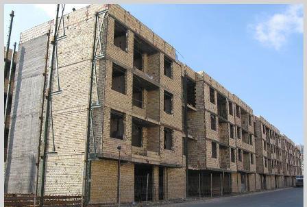 ساخت 36 واحد مسکونی برای خانوادههای زیر پوشش بهزیستی در ازگله