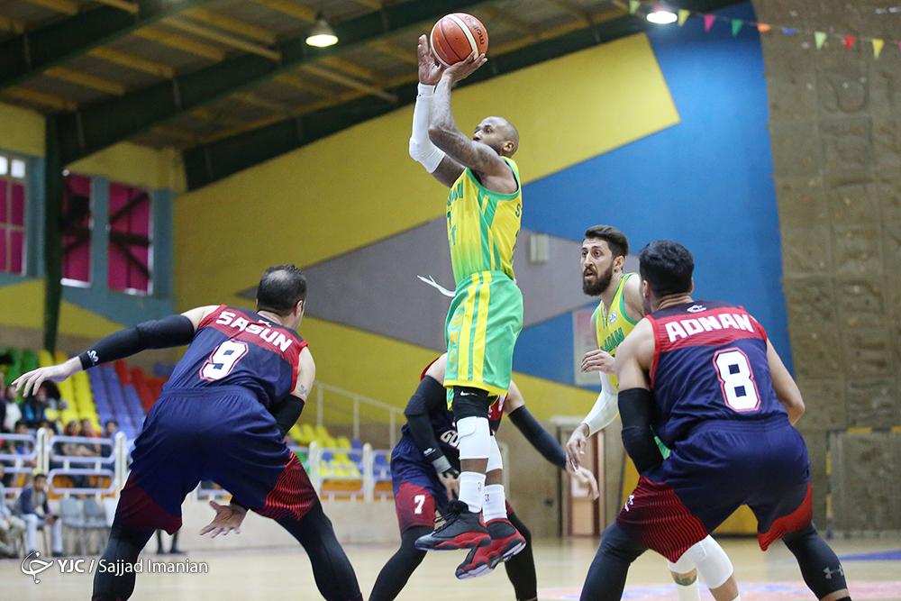 هفته یازدهم لیگ برتر بسکتبال با طعم دربی تهرانی ها و جنوبی ها