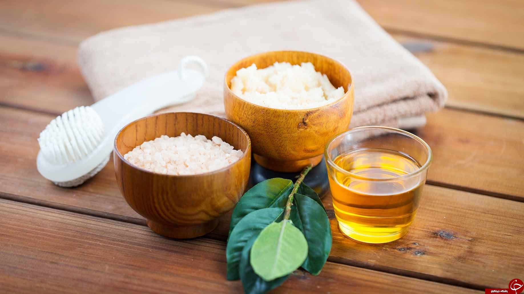 10 حمام مختلف برای پاکسازی و سم زدایی بدن