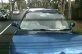 تصادف سادهای که جان راننده دختر را گرفت + فیلم