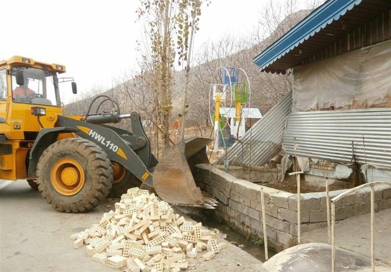 کشتارگاه غیرمجاز دام در سیستان و بلوچستان تخریب شد