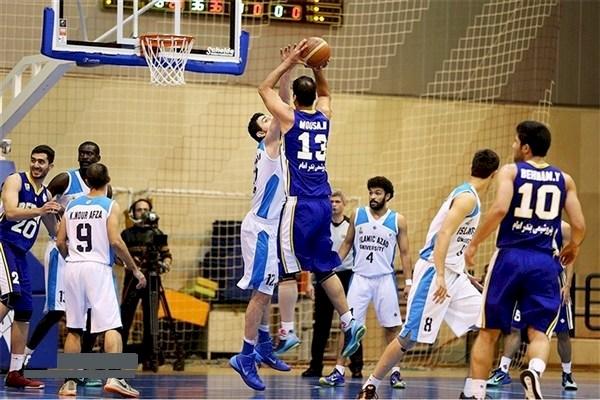 پیروزی متوالی شاگردان شاهین طبع  در لیگ برتر بسکتبال / مهرام برنده دربی تهرانی ها