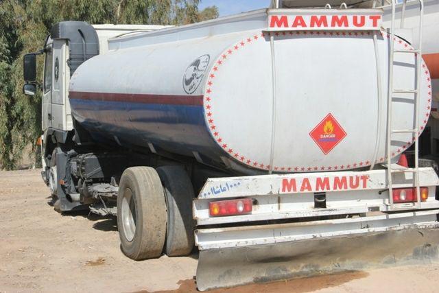 کشف ۳۰ هزار لیتر سوخت قاچاق توسط پلیس ایرانشهر