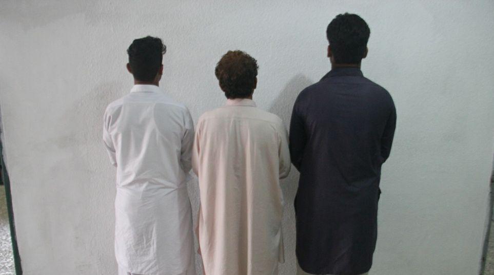 باند ۳ نفره سارقان مسلح در زاهدان متلاشی شد
