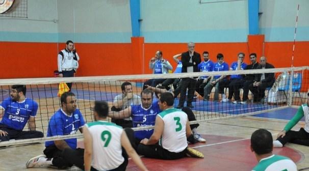 لیگ برتر والیبال نشسته ؛ پیروزی گسترش فولاد تبریز