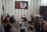 باشگاه خبرنگاران -مراسم تودیع و معارفه رئیس سازمان تبلیغات اسلامی پیرانشهر
