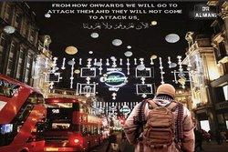 داعش: سال نو میلادی را به خاک و خون میکشیم
