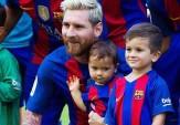 باشگاه خبرنگاران -صحبت های جالب مسی در مورد فرزندانش