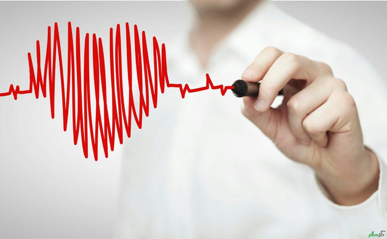 این نشانه در سنین بالا خبر از بیماری های قلبی می دهد!