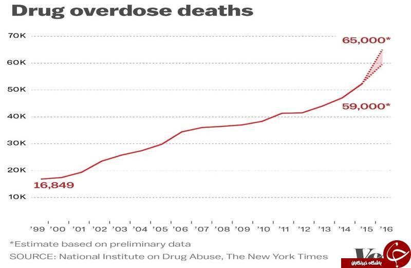 مخدر درمانی دامی مرگبار در قالب علم پزشکی/معضلی که جوانان آمریکایی را به کام مرگ میکشاند