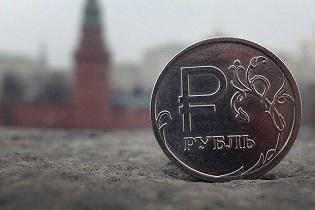 افت روبل در آستانه انتخابات روسیه