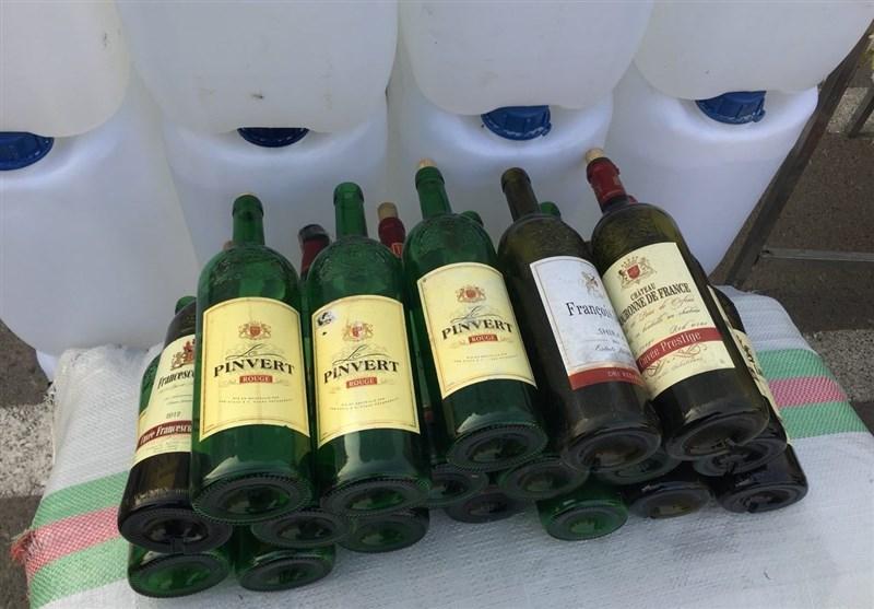باشگاه خبرنگاران -۳۳۰ هزار لیتر مشروبات الکلی در جنوب تهران کشف شد