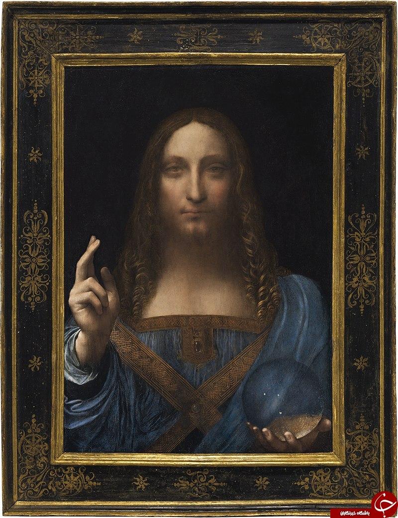 بن سلمان گرانبهاترین اثر هنری جهان را خریداری کرده است+تصویر