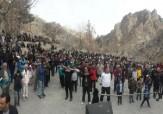 باشگاه خبرنگاران -شرکت 5 هزار نفر در همایش پیاده روی آدینه