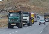 باشگاه خبرنگاران -ممنوعیت تردد خودروهای سنگین در جاده مرگ