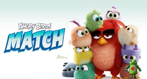 دانلود Angry Birds Match 1.1.0 بازی جورچین انگری بردز