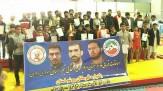 باشگاه خبرنگاران -رقابتهای قهرمانی ووشو سیستان و بلوچستان برگزار شد