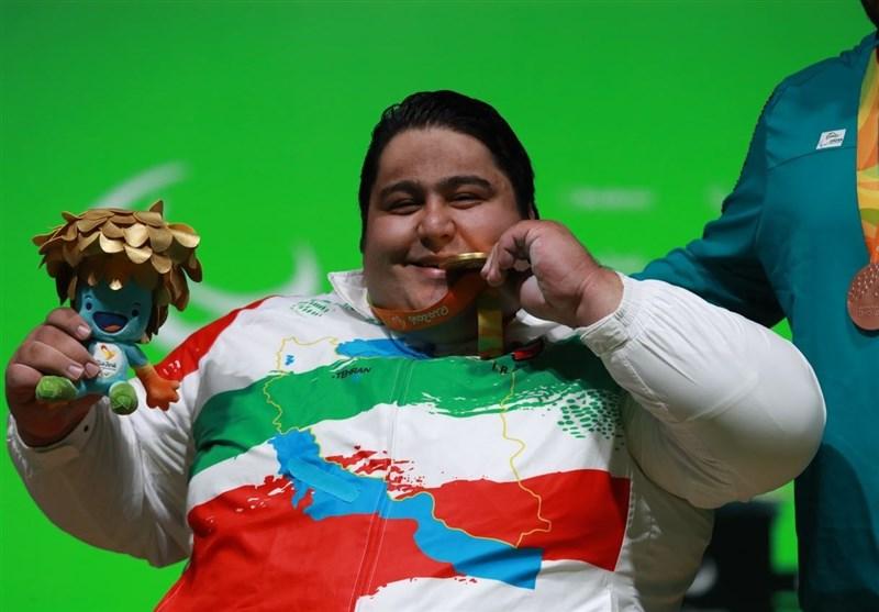 واکنش سایت کمیته بین المللی پارالمپیک به قهرمانی سیامند/ رحمان چرا رکورد شکنی نکرد؟