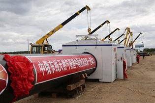 پکن به دنبال افزایش واردات گاز طبیعی است/