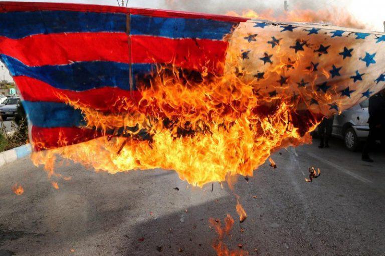 اعلام انزجار مردم دارالعباده از تصمیم جدید ترامپ +تصویر