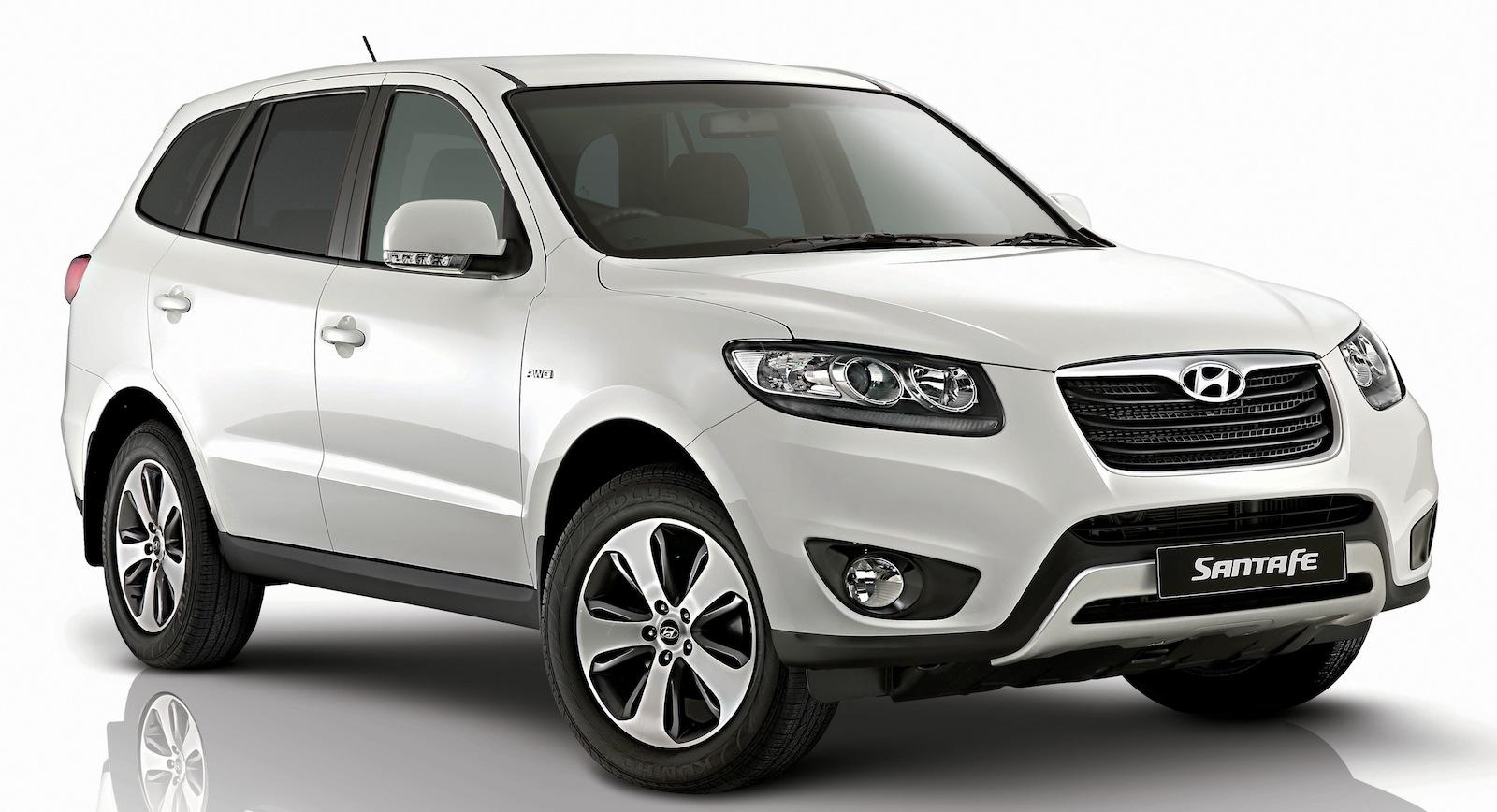 مظنه خرید Hyundai Santa Fe در دبی چقدر است؟