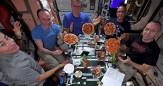 باشگاه خبرنگاران -وقتی فضانوردان ایستگاه بین المللی آشپز ایتالیایی میشوند+ تصاویر