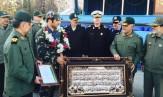 باشگاه خبرنگاران -تقدیر از «علیرضا کریمی» در ستاد کل نیروهای مسلح