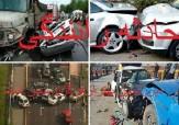 باشگاه خبرنگاران -۲ کشته در ۲ سانحه رانندگی در محورهای استان مرکزی
