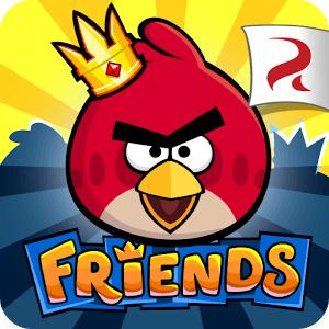باشگاه خبرنگاران -بازی Angry Birds Friends 4.1.0 ؛ انگری بیرد دوستان