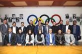 باشگاه خبرنگاران -رئیس، نایب رئیس و سخنگوی کمیسیون ورزشکاران انتخاب شدند
