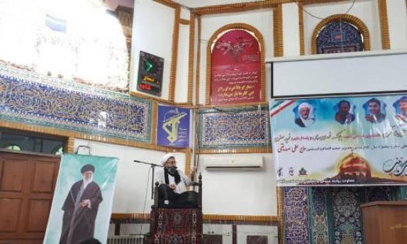 باشگاه خبرنگاران -برگزاری یادواره شهدای مدافع حرم و دفاع مقدس در رشت