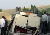 باشگاه خبرنگاران -واژگونی مینی بوس در سبزوار 17 کشته و زخمی بر جای گذاشت+اسامی
