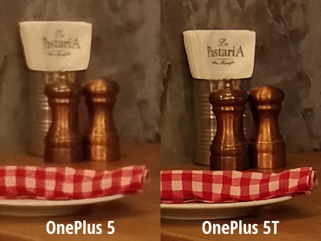 مقایسه دوربین دو گوشی OnePlus 5 و OnePlus 5T در محیط های کم نور + تصاویر