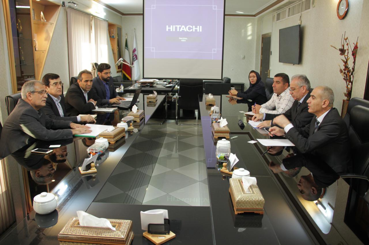 باشگاه خبرنگاران -برگزاری نشست مشترک معاون وزیر صنعت با هیات تجاری آذربایجان