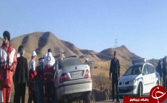 باشگاه خبرنگاران -2 کشته و 4 مصدوم در محور بیرجند- قاین